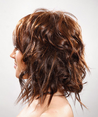 Alternative Long Wavy Hairstyle - click to view hairstyle information