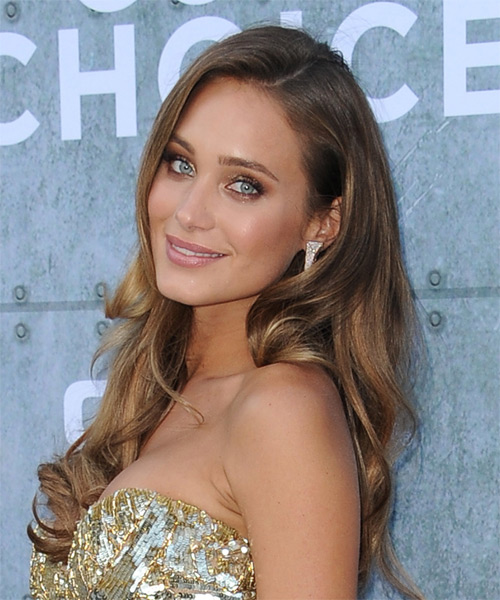 Hannah Davis Wavy Formal - side view