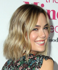 Rebecca Rittenhouse - Medium Straight - side view