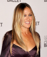 Sarah Jessica Parker - Long Straight - side view