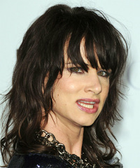 Juliette Lewis - Long Wavy - side view