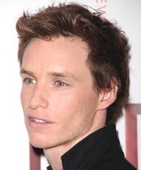 Eddie Redmayne Hairstyle - click to view hairstyle information