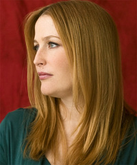 Gillian Anderson Hairstyle - click to view hairstyle information