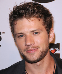 Ryan Phillippe - Short Curly - side view