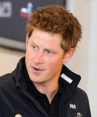 Prince Harry Hairstyle - click to view hairstyle information