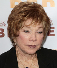 Shirley Maclaine - Short Straight - side view