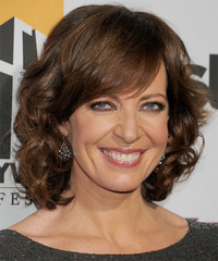 Allison Janney Hairstyle - click to view hairstyle information