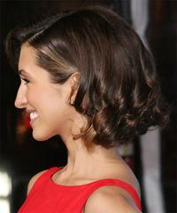 India de Beaufort  Hairstyle