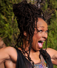 Siedah Garrett  Hairstyle - click to view hairstyle information