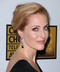 Gillian Anderson Hairstyle