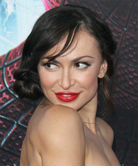 Karina Smirnoff Hairstyle - click to view hairstyle information