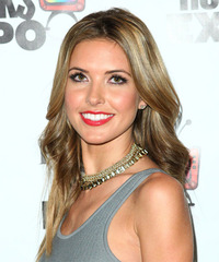 Audrina Patridge Hairstyle - click to view hairstyle information