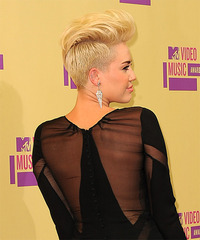Miley Cyrus Hairstyle