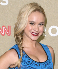 Becca Tobin Hairstyle - click to view hairstyle information