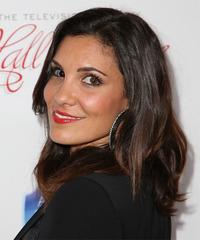 Daniela Ruah Hairstyle