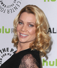 Laurie Holden Hairstyle - click to view hairstyle information