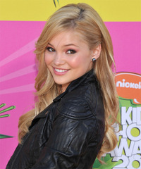 Olivia Holt Hairstyle - click to view hairstyle information