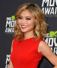 Jessica Lu Hairstyle - click to view hairstyle information