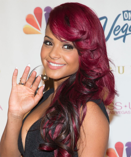 Prime Christina Milian Hairstyles For 2017 Celebrity Hairstyles By Short Hairstyles For Black Women Fulllsitofus