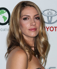 Dawn Olivieri Medium Straight Casual  - side view