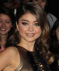 Sarah Hyland Hairstyle - click to view hairstyle information