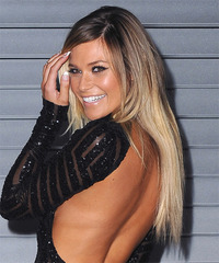 Samantha Hoopes Hairstyle