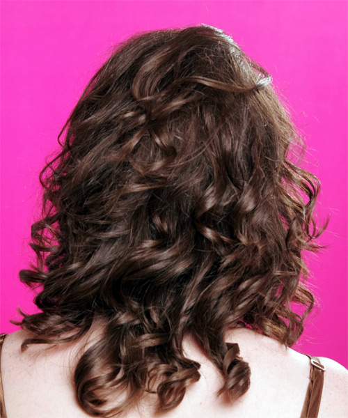 Curly Formal - side view
