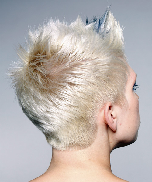 alternative hairstyles for girls. Alternative Short Straight Hairstyle