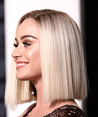 Katy Perry - Medium Straight - side view