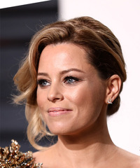 Elizabeth Banks - Medium Wavy - side view