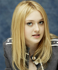 Dakota Fanning Hairstyle