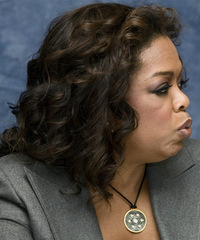 Oprah Winfrey Hairstyle - click to view hairstyle information