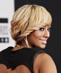 Keri Hilson Hairstyle - click to view hairstyle information