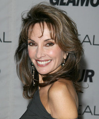 Susan Lucci Hairstyle - click to view hairstyle information
