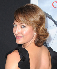 Zoe Bell Hairstyle - click to view hairstyle information