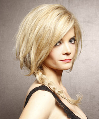 Half Up Long Straight Casual Hairstyle - click to view hairstyle information