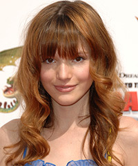 Bella Thorne Hairstyle - click to view hairstyle information
