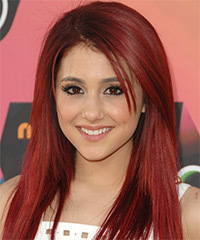 Ariana Grande Hairstyle - click to view hairstyle information
