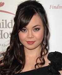 Anna Marie Perez de Tagle Hairstyle