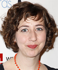 Kristen Schaal Hairstyle - click to view hairstyle information