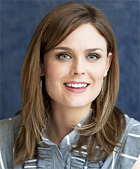 Emily Deschanel - Straight