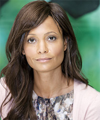 Thandie Newton Hairstyle