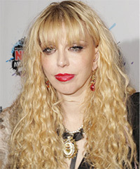 Courtney Love Hairstyle - click to view hairstyle information