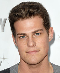 Greg Finley Hairstyle