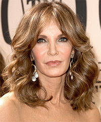 Jaclyn Smith Hairstyle - click to view hairstyle information