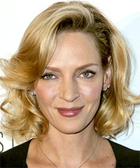 Uma Thurman - Medium Wavy