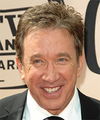 Tim Allen Hairstyles