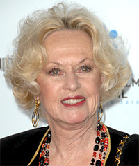 Tippi Hedren Hairstyle - click to view hairstyle information
