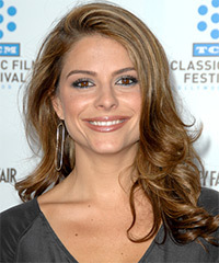 Maria Menounos - Long