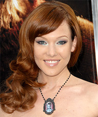 Erin Cummings Hairstyle - click to view hairstyle information